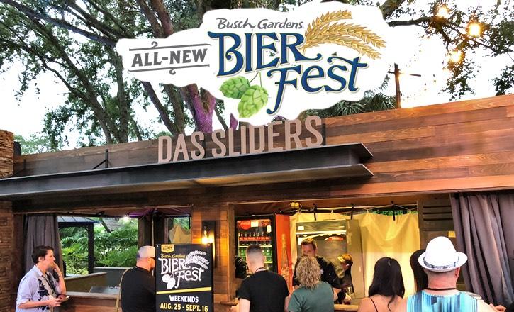 Bier Fest At Busch Gardens Tampa