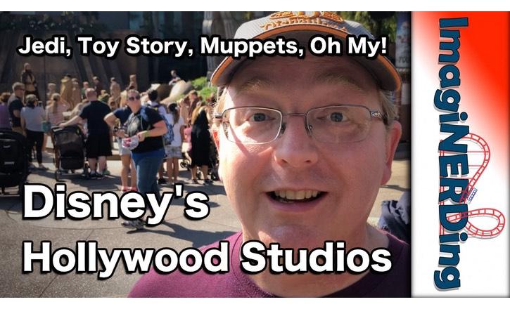Disney's Hollywood Studios VLOG