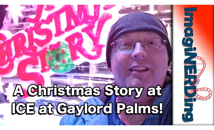 ICE at Gaylord Palms: A Christmas Story