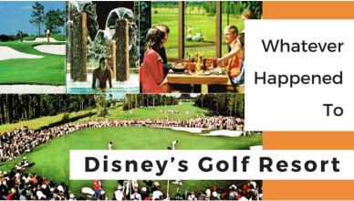 Golf Resort at Walt Disney World