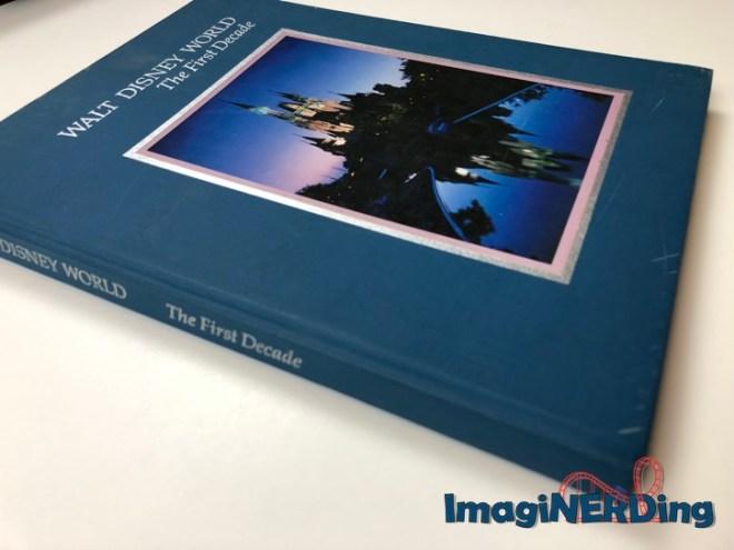 Walt Disney World: the First Decade book cover
