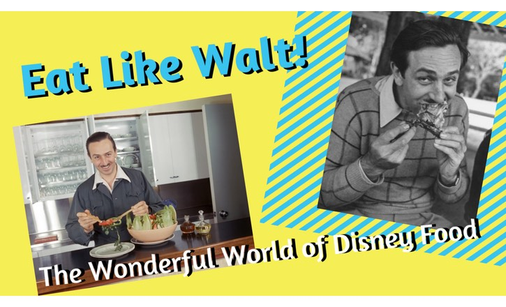 eat like walt book