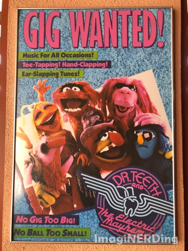 Dr. Teeth and the Electric Mayhem Muppetvision