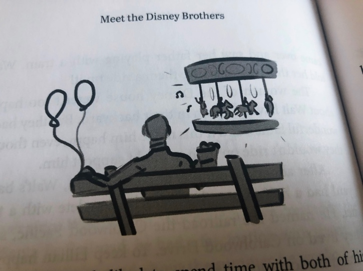Meet the Disney brothers rob yeo