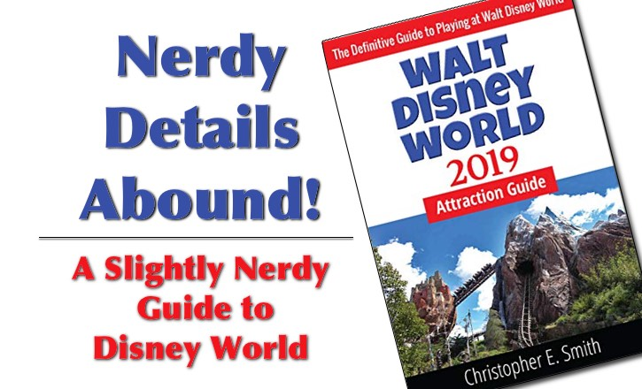 Walt Disney World Attraction Guide 2019 by Christopher E. Smith