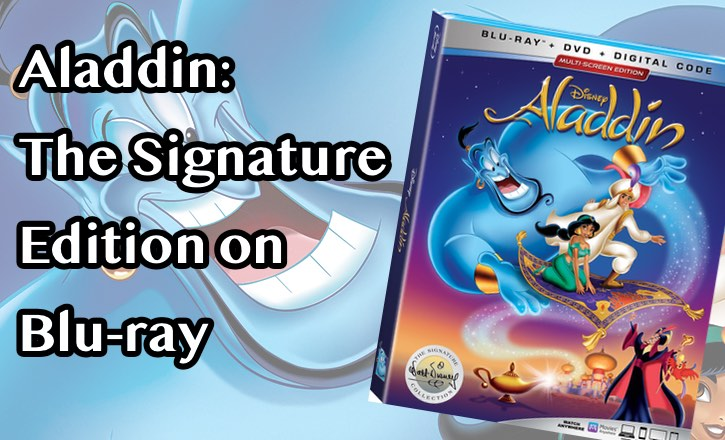 Aladdin, the Signature Edition