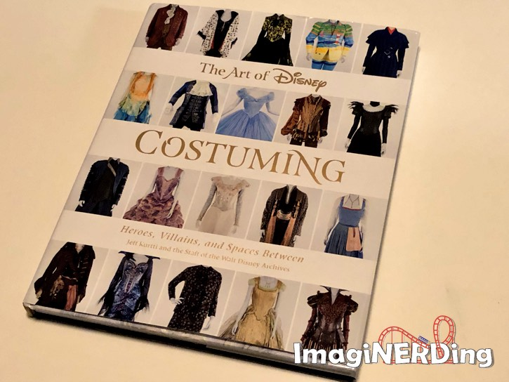 art of disney costuming cover