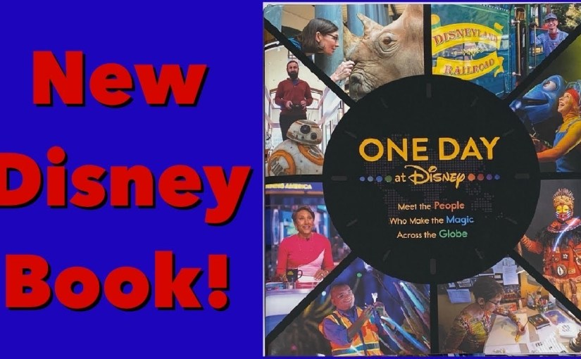 One Day at Disney Book Preview!