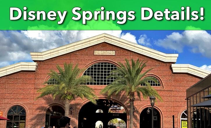 Disney Springs Market Building Enhancements?
