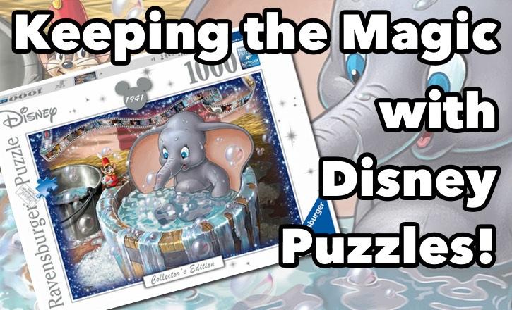 Ravensburger Disney Collector Puzzle