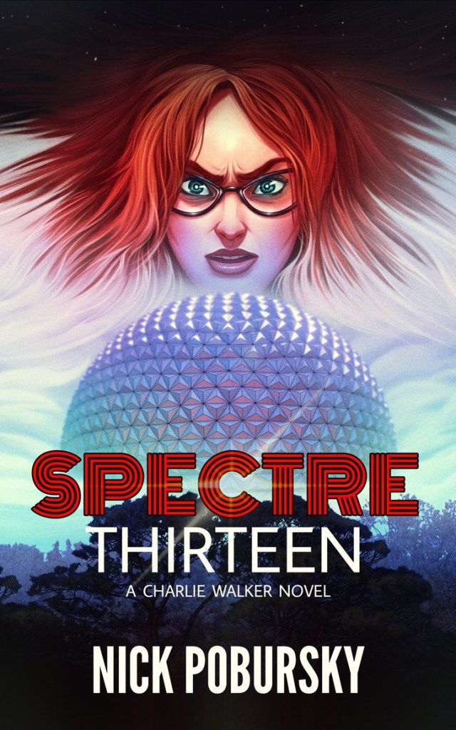 cover of Spectre Thirteen by Nick Pobursky