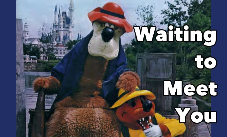Brer Bear and Brer Fox Are Waiting to Meet You!