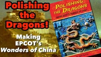 polishing the dragons