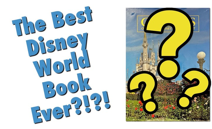 Best Disney World Book Ever?