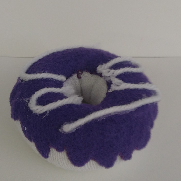 Donut Pin Cushion