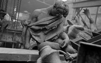 Where the Statues of Paris were sent to Die
