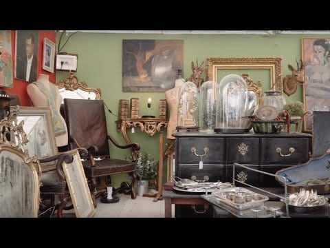 The Chatou Brocante fair – YouTube