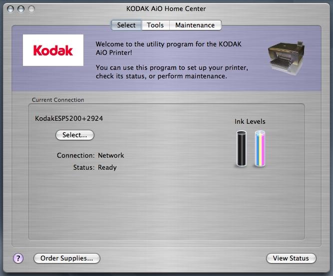 Kodak Printer Esp 5250 All One Image Back