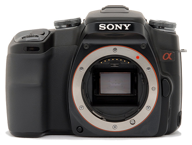 Sony DSLR-A100 Review: Full Review - Specifications