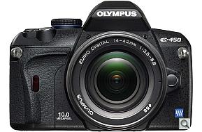 image of Olympus E-450