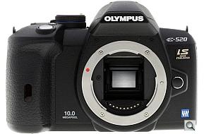 image of Olympus E-520