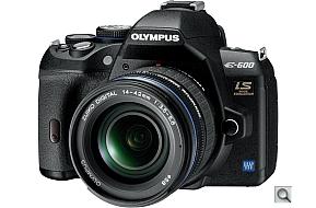 image of Olympus E-600