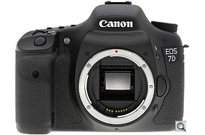 image of Canon EOS 7D