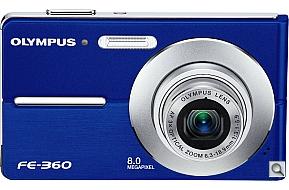 image of Olympus FE-360