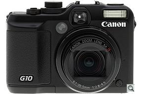 image of Canon PowerShot G10
