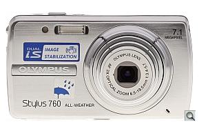 image of Olympus Stylus 760