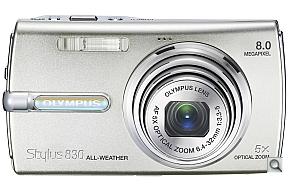 image of Olympus Stylus 830
