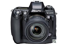 image of Fujifilm FinePix S3 Pro UVIR