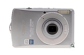 image of Canon PowerShot SD630