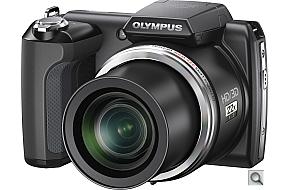 image of Olympus SP-610UZ