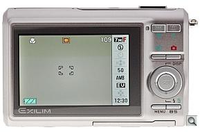 image of Casio EXILIM ZOOM EX-Z75