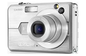 image of Casio EXILIM ZOOM EX-Z850