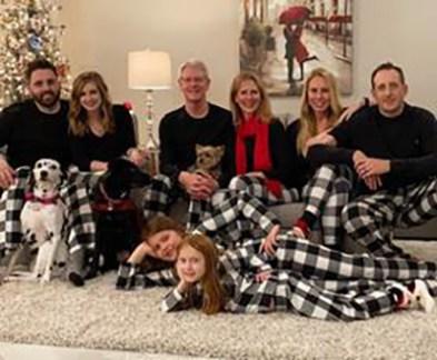 Karen Plemmin family group
