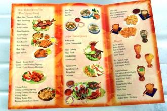 desain menu makanan