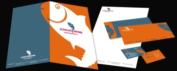 Logo & Stationery Cakalang Management