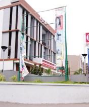 Spanduk Center Awal Bros Jl. Urip Sumoharjo Makassar