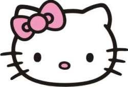 Hello Kitty kepala saja