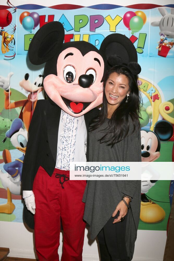 Stockfoto Los Angeles Dec 4 Mickey Mouse Character