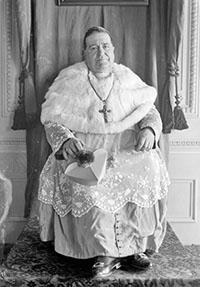 Abb. 1: Bischof José II. Alves Correia da Silva (1872-1957); Bischof von Leira (1920-1957)