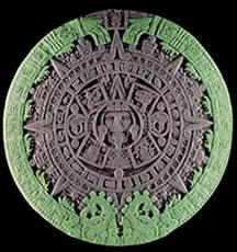Abb. 15: Aztekenkalender