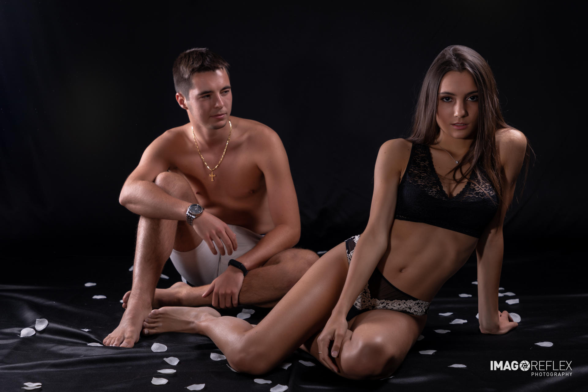 Teresa Vidoz e Christopher Tonani