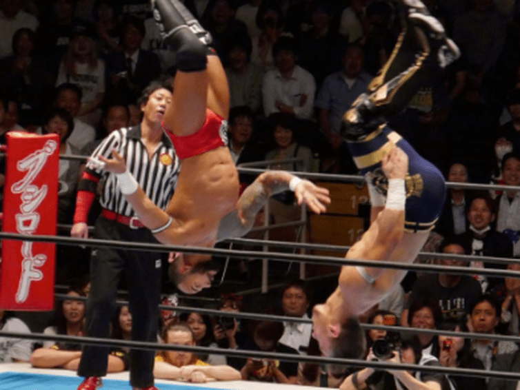 25 Matches that Defined 2016 #17- Ricochet vs Will Ospreay, NJPW Best of the Super Juniors 2016, 27/05/2016