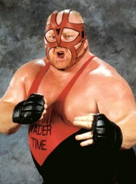 Vader should be in the Hall of Fame