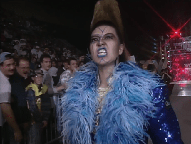 Bull Nakano should be in the Hall of Fame