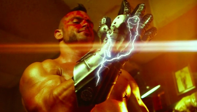 Lucha Underground has already set a precedent for more off-the-wall storytelling in 2017 by giving Cage a superpowered metal hand