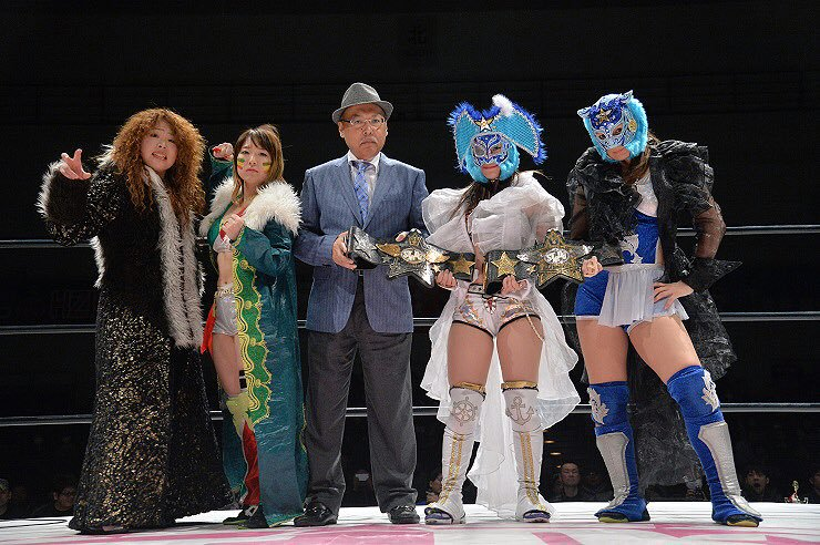 I keep going forward even if I know that it will be a dangerous way to become a champion: World Wonder Ring Stardom, Nagoya Congress Center Events Hall, 05/03/16